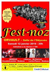 FEST-NOZ organisé par le CCBO