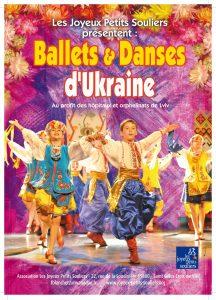 BALLETS & DANSES D'UKRAINE
